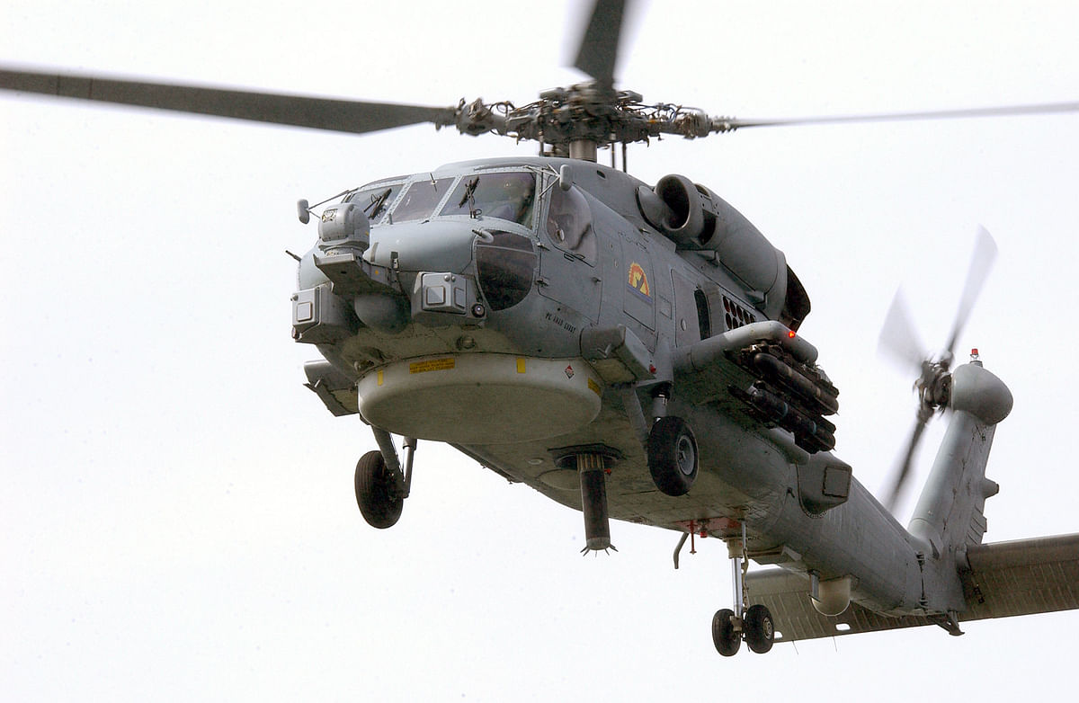 Cabinet clears purchase of 24 copters from US