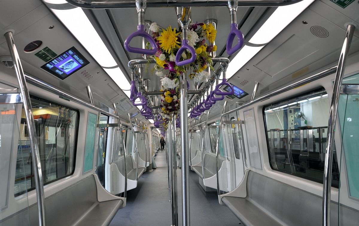 Kolkata's second metro line inaugurated