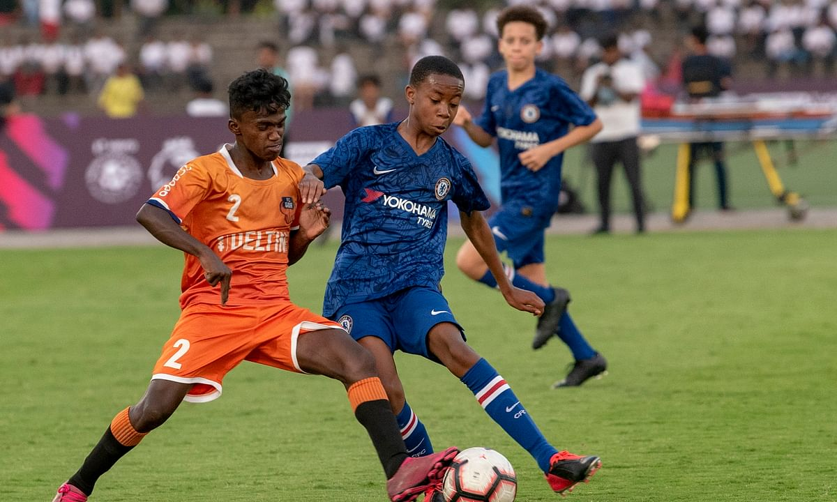 Football Mumbai Cup: Chelsea's youth brigade continue dominance with FC Goa drubbing