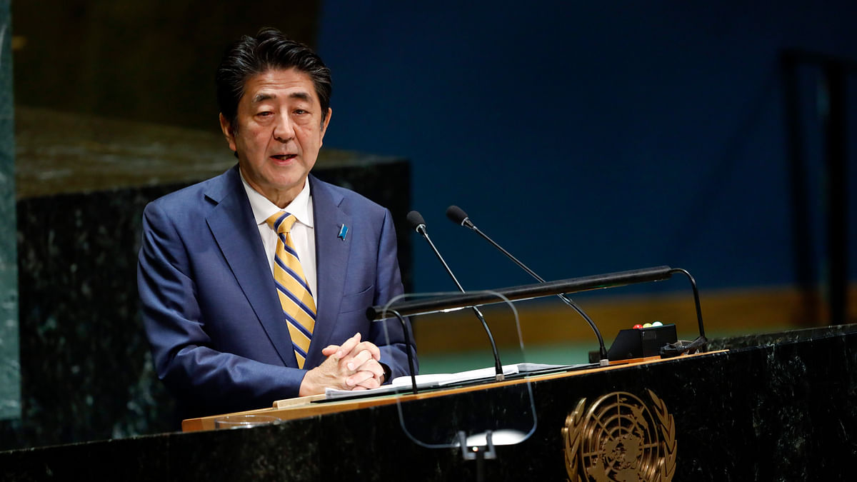 Japanese Prime Minister Shinzo Abe to quit due to health problem, says broadcaster NHK
