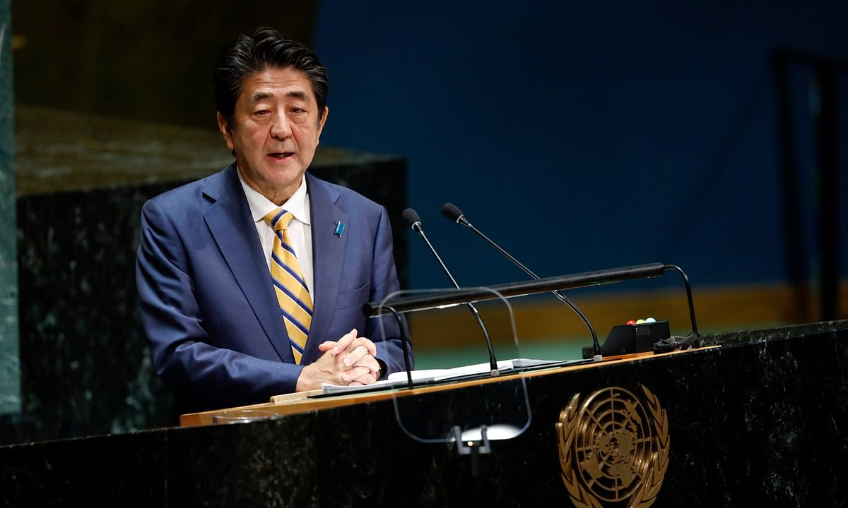 Govt will urge schools to shut from Monday: Japan PM