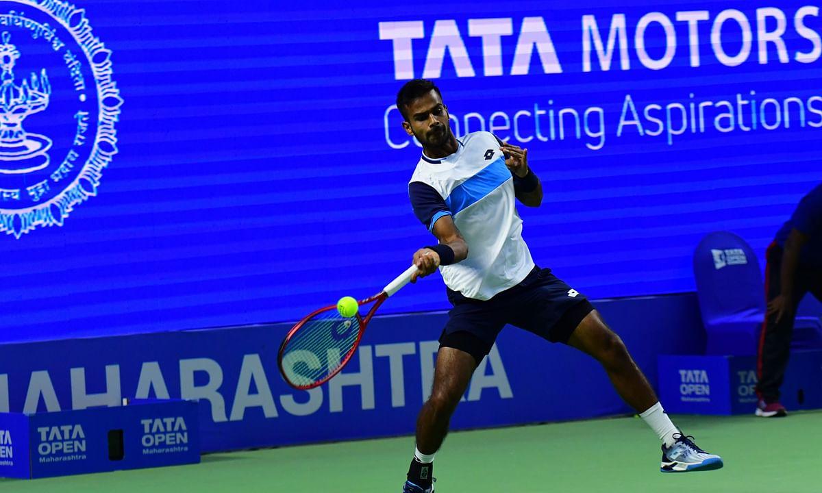 Tennis: Nagal, Ivo Karlovic crash out of  third edition of  Tata Open