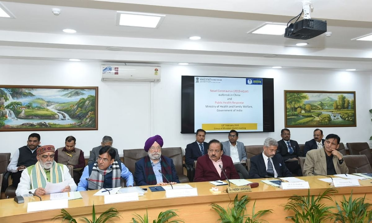 Political commitment at highest level in response on COVID-19: Harsh Vardhan