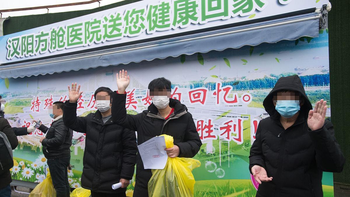 China reports 44 new coronavirus deaths, toll rises to 2,788