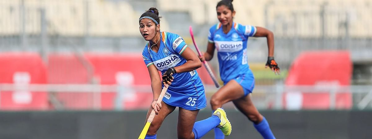 Women's Hockey: Navneet Kaur stars in India's 3-0 win  over New Zealand