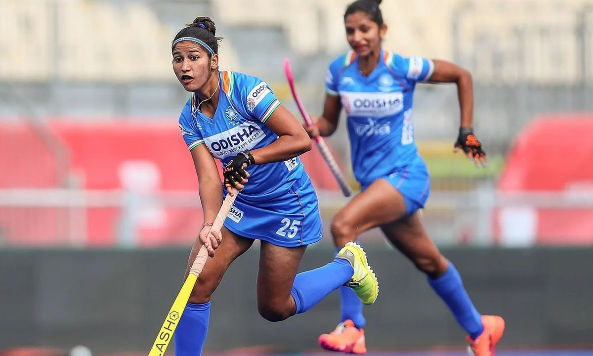 Women's Hockey: Navneet Kaur stars in India's 3-0 win  over New Zealand
