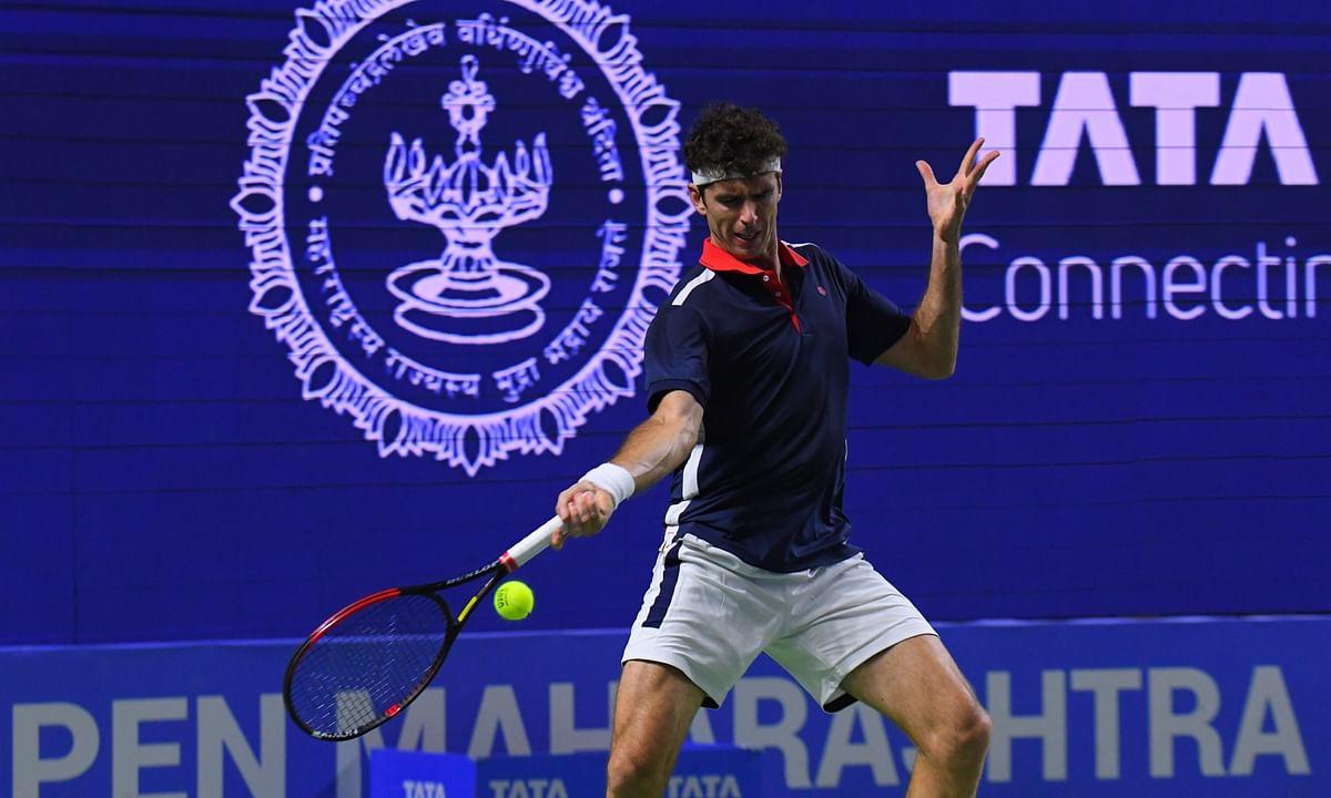 Tennis: Kwan Soon-woo beats Prajnesh to enter quarter-final of Tata Open