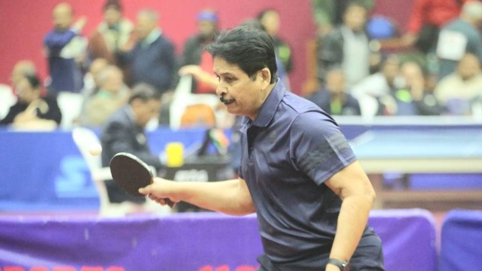 TT: India's Yogesh Desai ranked World No. 7 in ITTF Men's 65+ category