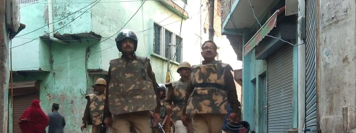 Anti-CAA protest turns violent in Aligarh, Internet blocked