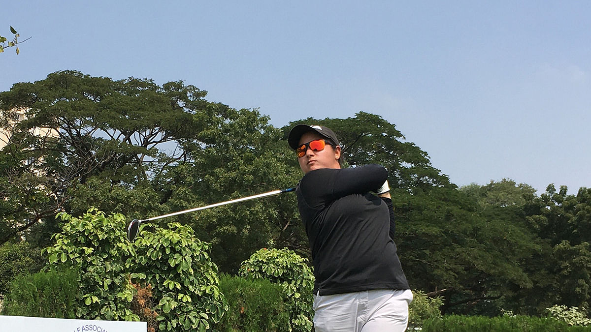Golf: Amandeep starts favourite, looking to claim  Hero Order of Merit