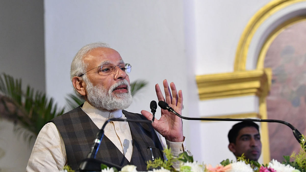 Modi announces trust for Ram temple construction in Ayodhya