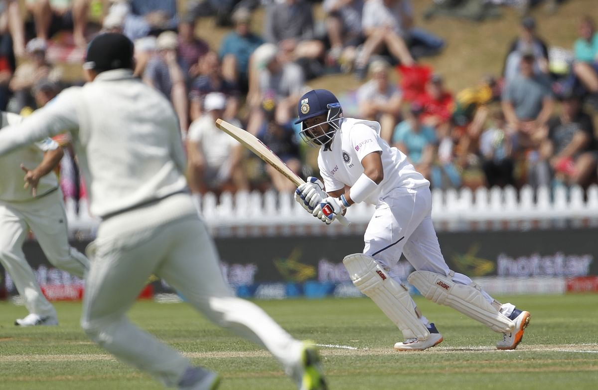 2nd Test: Shaw's fifty helps India reach 85/2 at Lunch on Day 1