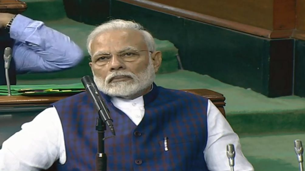 CAA protest leading to anarchy, says Modi