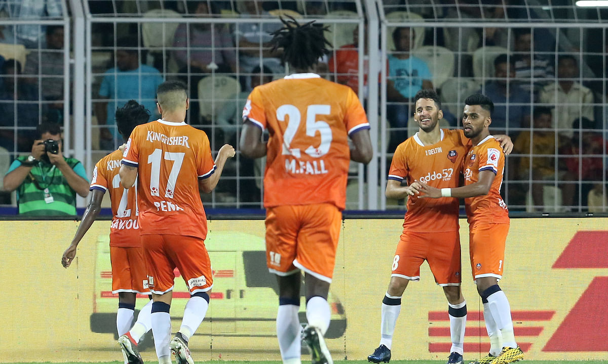 Football ISL: Goa affirm top-spot credentials with Mumbai demolition