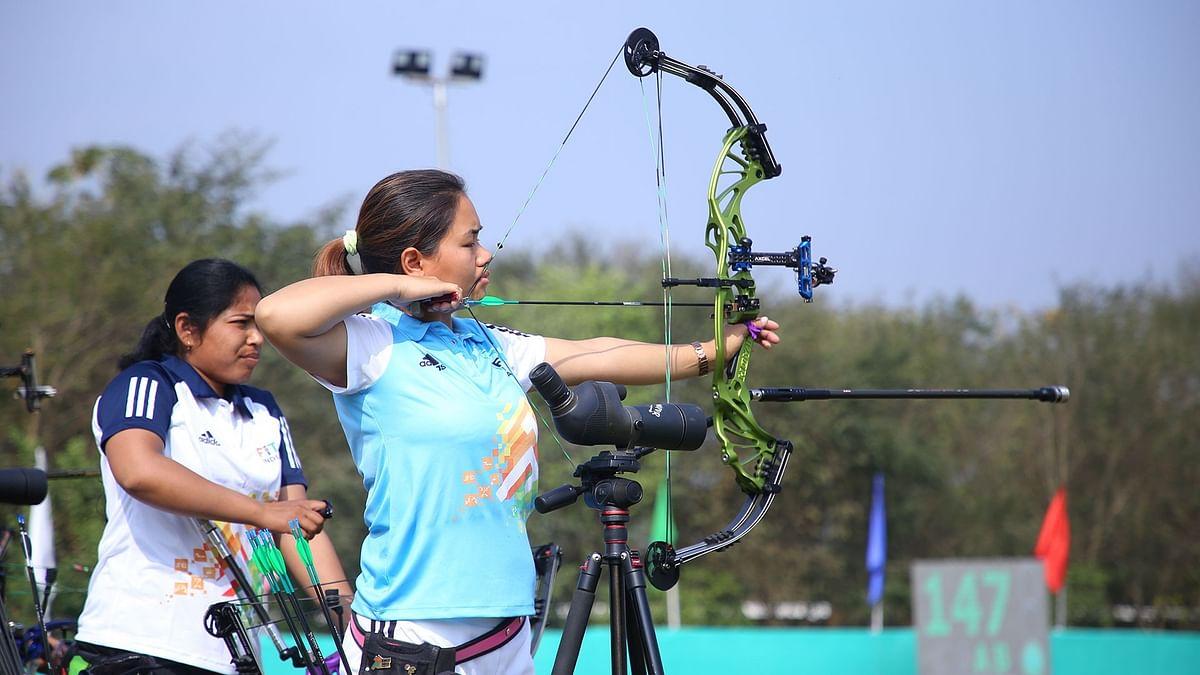 Komolika, Muskan, Sangampreet, Satyam lead archery qualifications