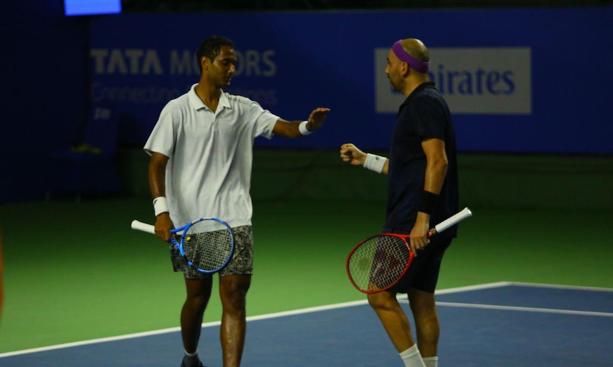 Tennis: Ramanathan-Raja in doubles quarters at Tata Open
