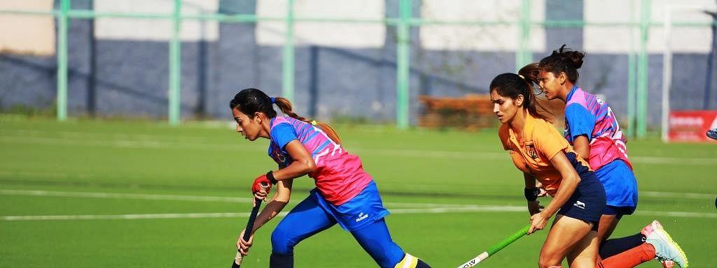 SSB win 10th Hockey India Senior Women National Championship