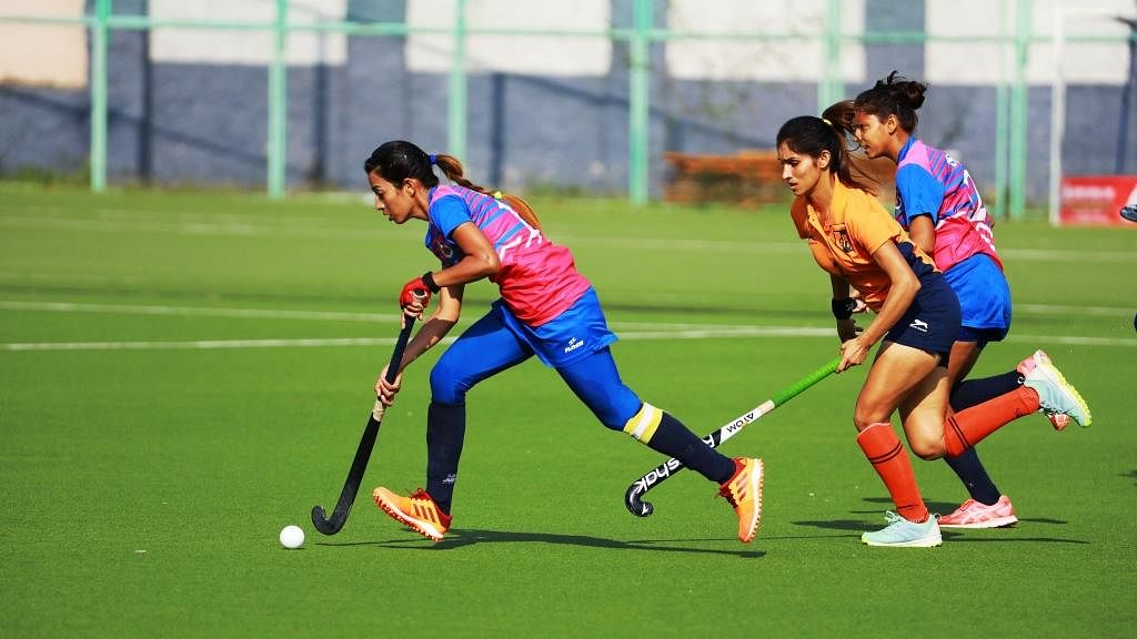 SSB win 10th Hockey India Senior Women National Championship