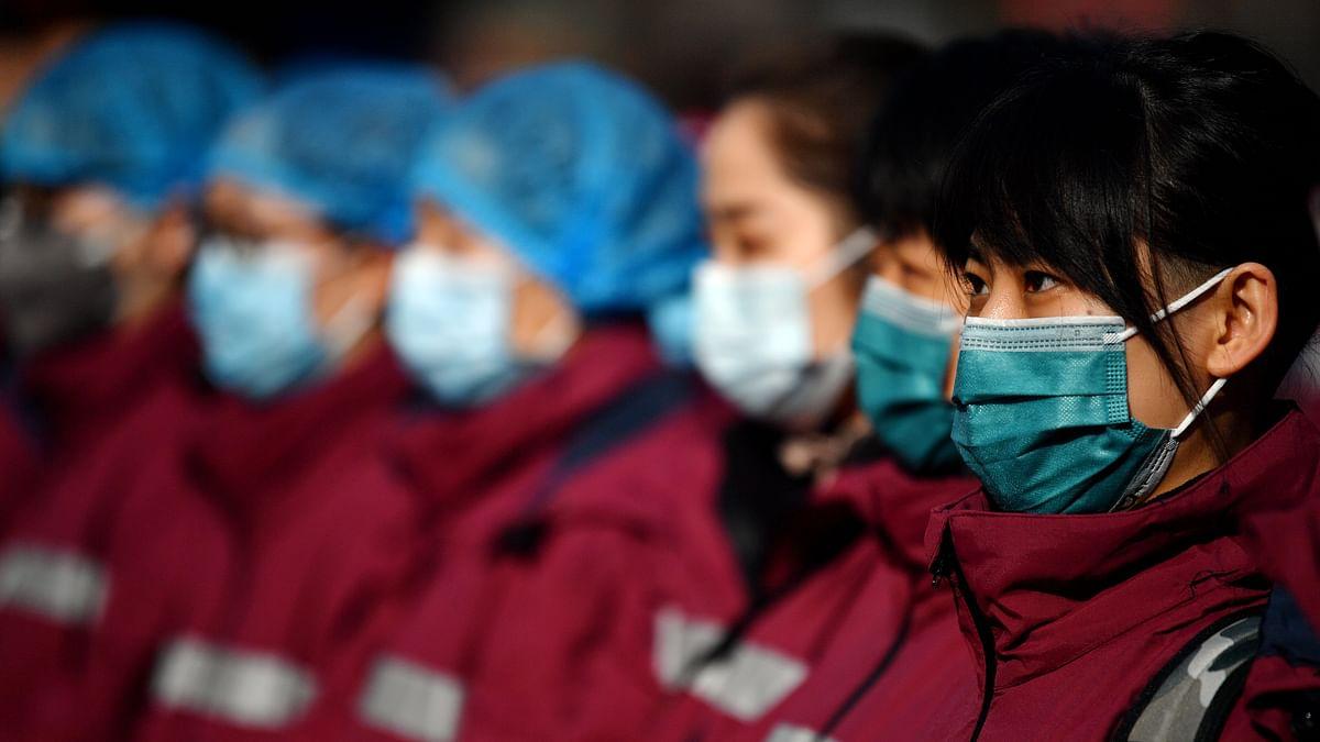 China reports 109 new coronavirus deaths, taking toll to 2,345