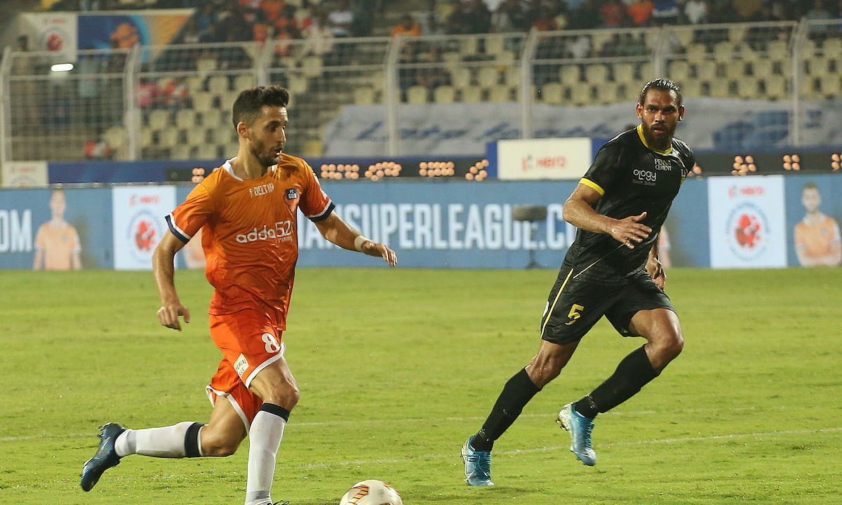 Football ISL: Goa continue march for pole position, trounce Hyderabad 4-1