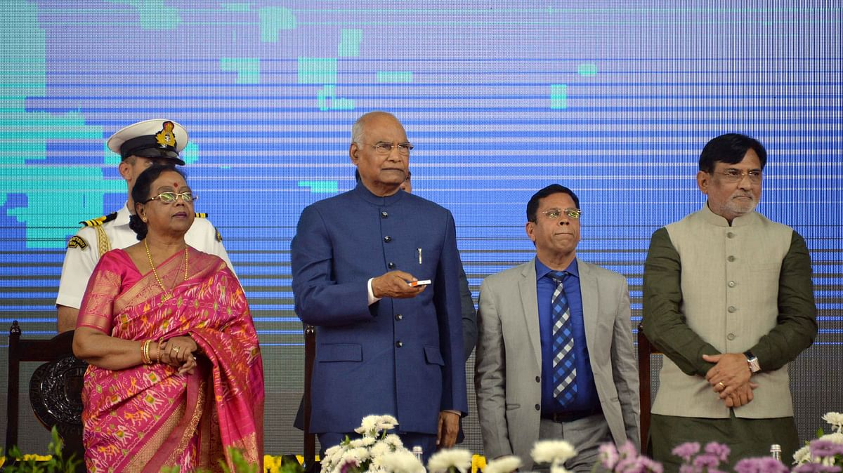 Kovind launch various projects in Dadra & Nagar Haveli and Daman & Diu