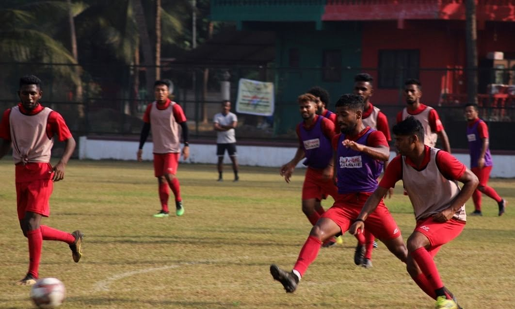 Football: Churchill, Real Kashmir face off with third place on the line