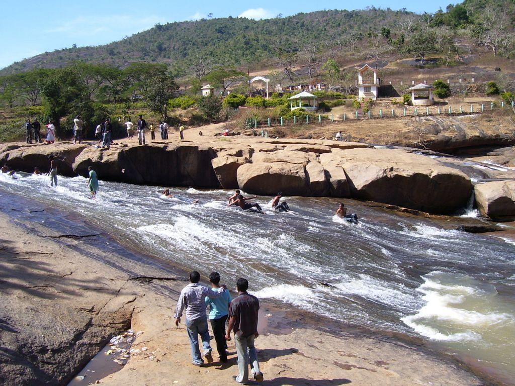 Chaparai Water Cascades in Araku