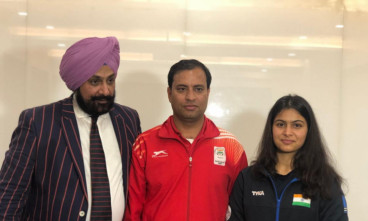 NRAI welcomes shooting back to CWG fold,  6 countries pull out of Delhi World Cup