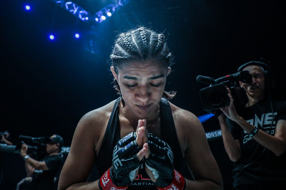 Martial Arts: Ritu Phogat continues to be unbeaten at One Championship