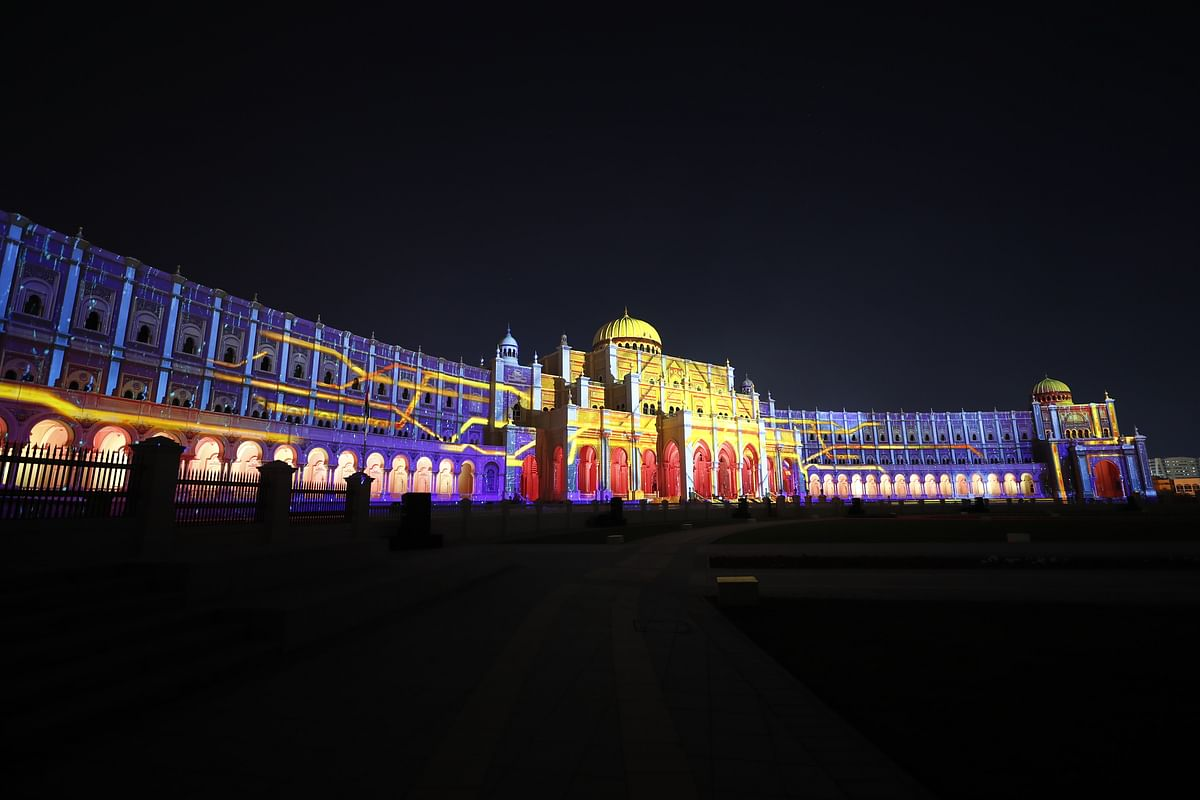 10th Sharjah Light Festival - Sharjah Municipality