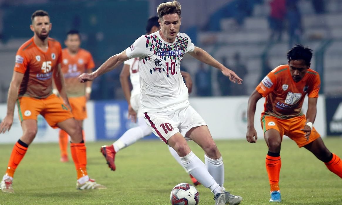 Football: 'Our job is far from being done,' says Mohun Bagan coach Joseba Beitia