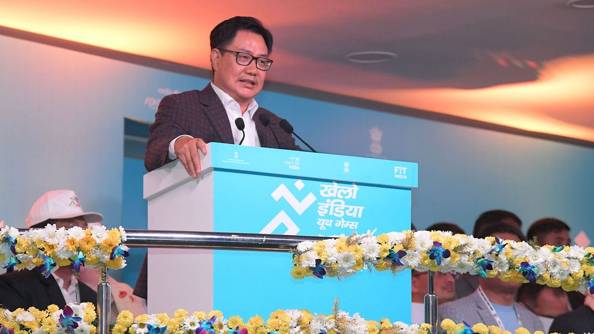 Full  financial support to NSFs to prepare teams for Olympics: Rijiju