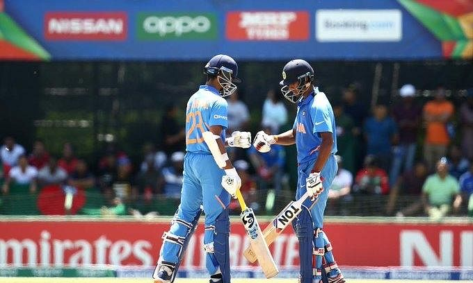 ICC U19 WC final: India fold for 177 against fiery Bangladesh
