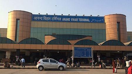 Railways add passenger amenities at Anand Vihar station in Delhi