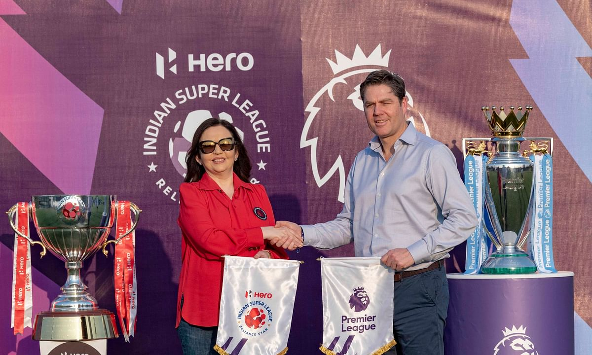 Football: Premier League, ISL sign new cooperation agreement