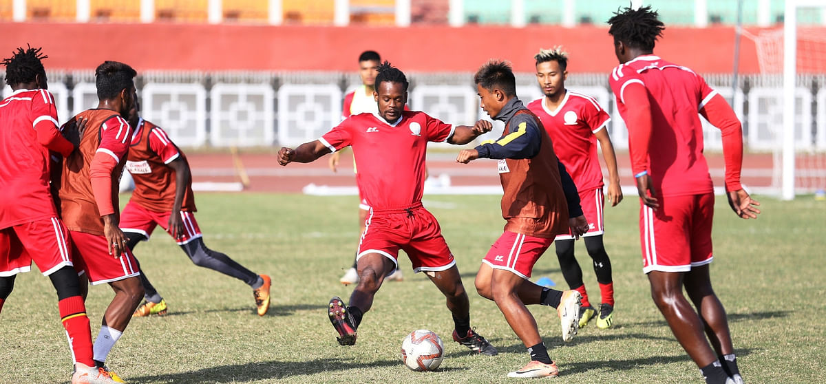 Football: TRAU, Chennai City seek to  get back to winning ways