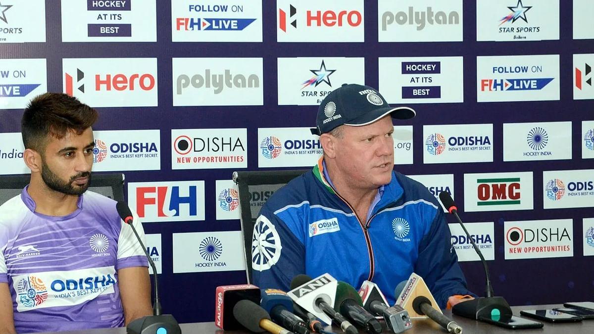 Hockey: India face Australian test in FIH  Pro League