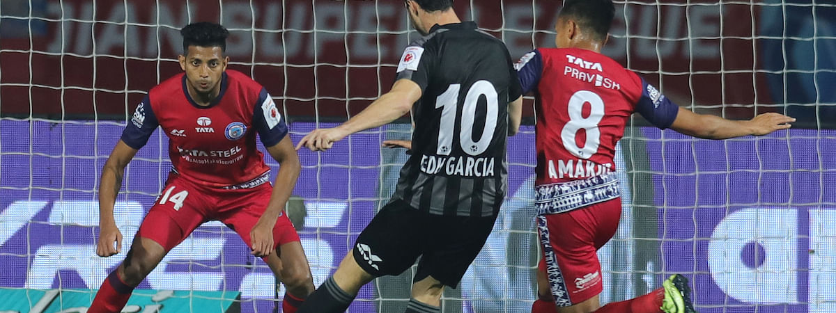 Football  ISL: Krishna brace helps ATK beat  Jamshedpur