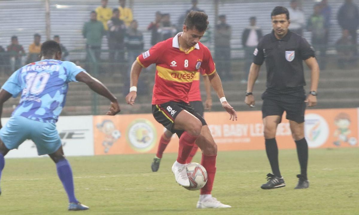 Football I-League: East Bengal hold Punjab FC in Kalyani