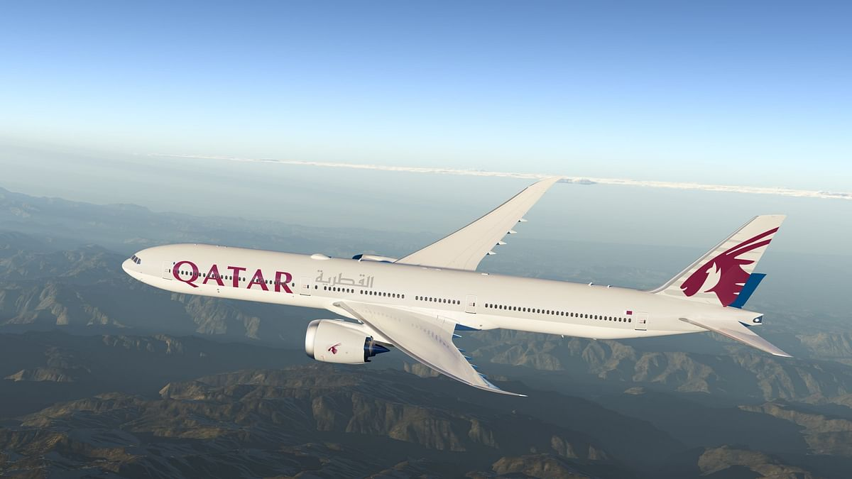 Qatar plane makes emergency landing after woman gives birth mid-air