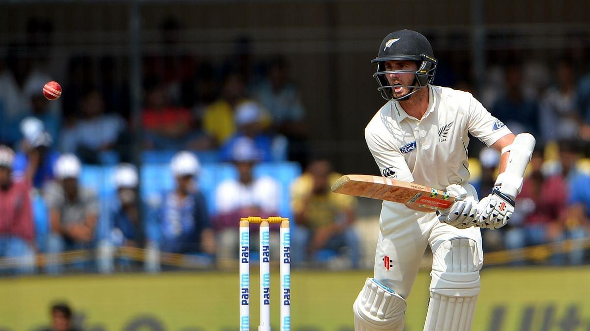 Wellington Test: Williamson puts NZ just ahead of India