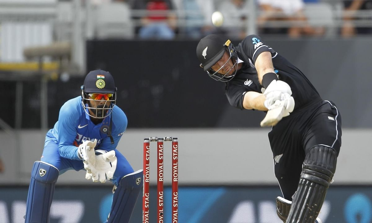 2nd ODI: Top-order failure sees India lose series against NZ