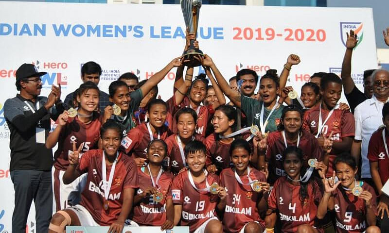 Gokulam Kerala crowned new Hero IWL champions after thrilling finale