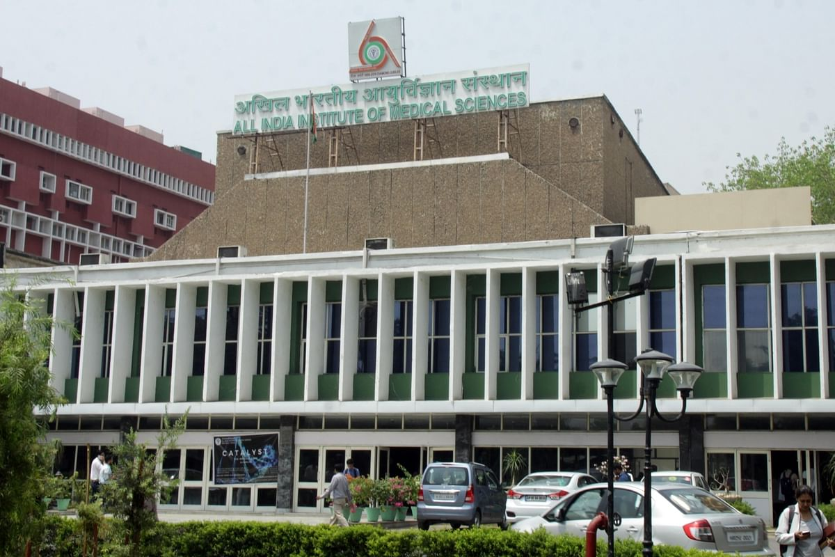 Fire at AIIMS doused; no injuries