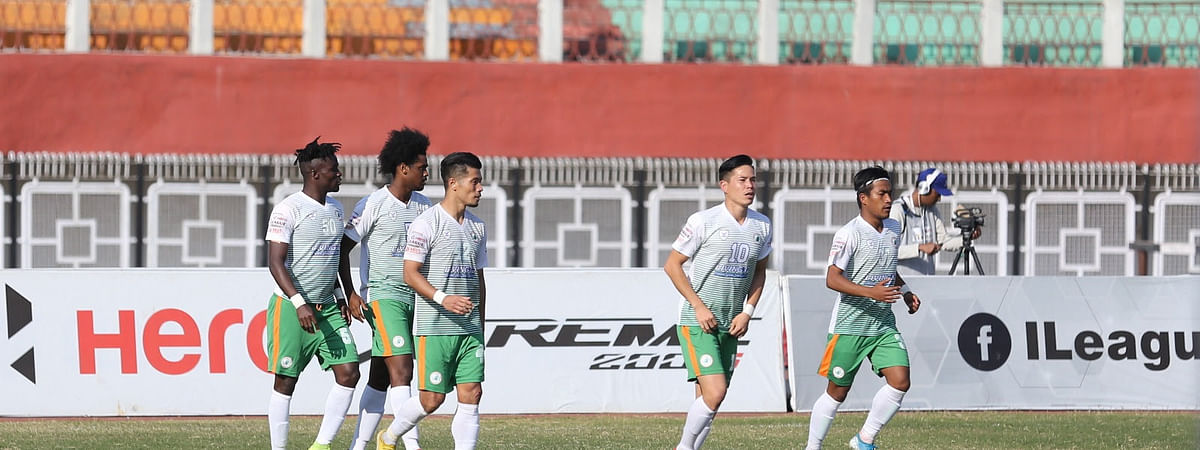 Football I League: Neroca pip  Kerala to come out of relegation zone