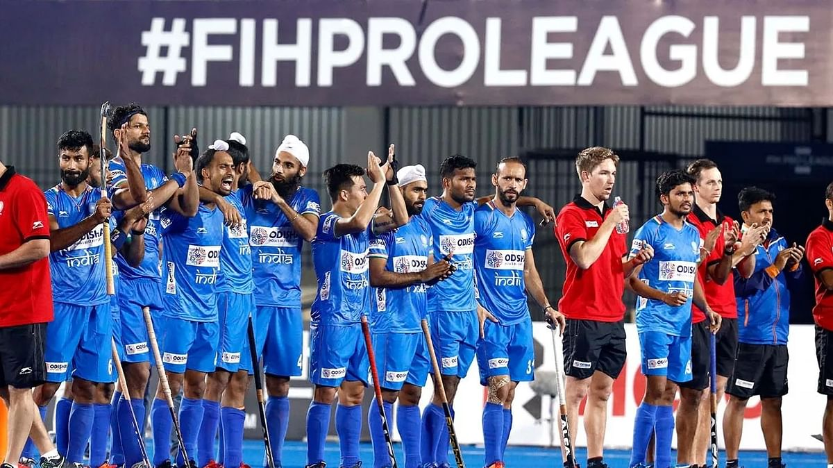 Hockey: India claim bonus point with shoot-out triumph over Australia