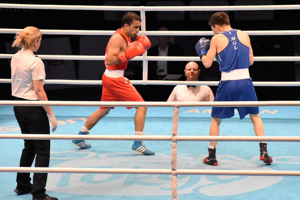 Boxing: Panghal enters quarters; Solanki out of Olympic Qualifiers