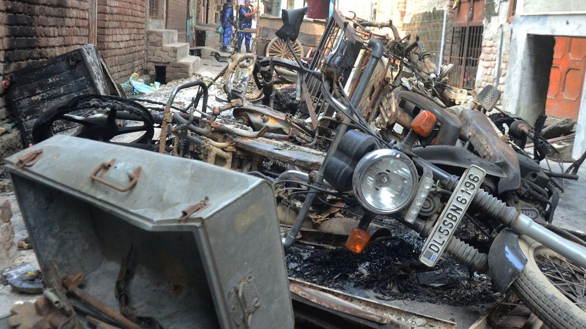 Lok Sabha adjourned till 2 p.m. over Delhi riots