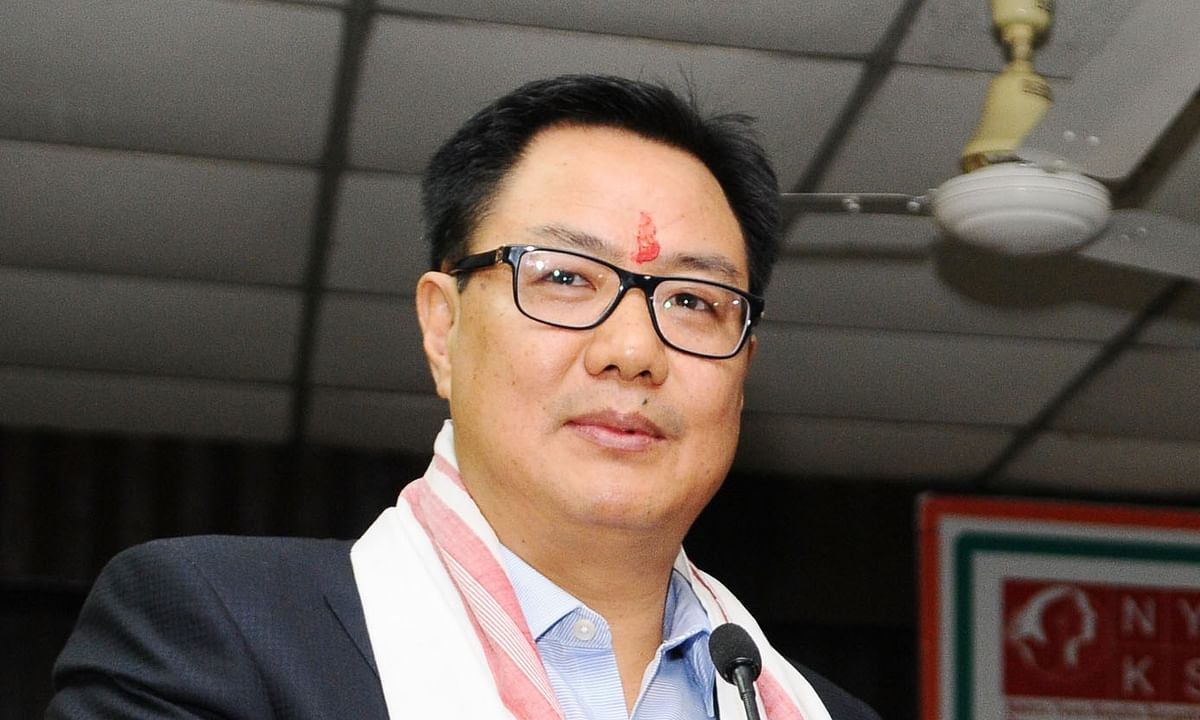 Sports Ministry planning phase-wise reopening of camps: Rijiju