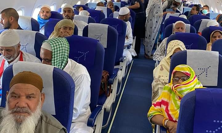 Last batch of Indian Umrah pilgrims flown back from Saudi Arabia